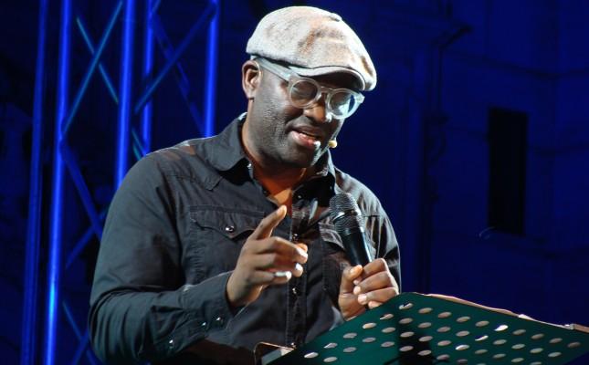 Alain Mabanckou a Letterature 2015