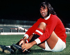 Spirit in the sky per Georgie Best