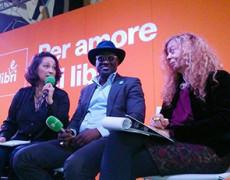 Alain Mabanckou a diMartedì su La 7