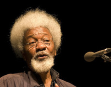 Wole Soyinka mantiene la parola: ha distrutto la sua green card