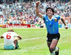 Il gol del secolo. Un estratto di Maradona è amico mio di Marco Ciriello