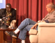 Nuruddin Farah conversa con Binyavanga Wainaina