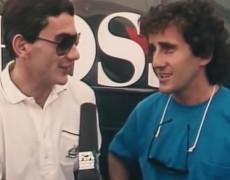 In attesa di Suite 200 di Giorgio Terruzzi, Senna, il film