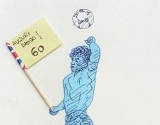 «Auguri Diego». Il racconto di Marco Ciriello per festeggiare il 60° compleanno del Pibe de oro!